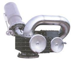 Стационарный лафетный ствол MONITOR–INOX GP 20000.