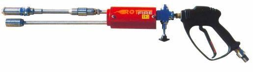 Ствол-пистолет высокого давления «Firegan».